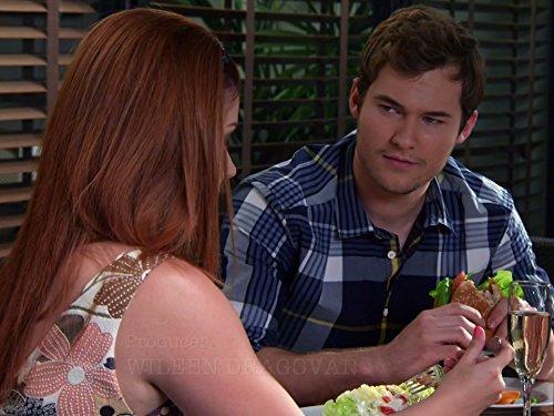 Jillian Rose Reed and Justin Prentice in Awkward. (2011)