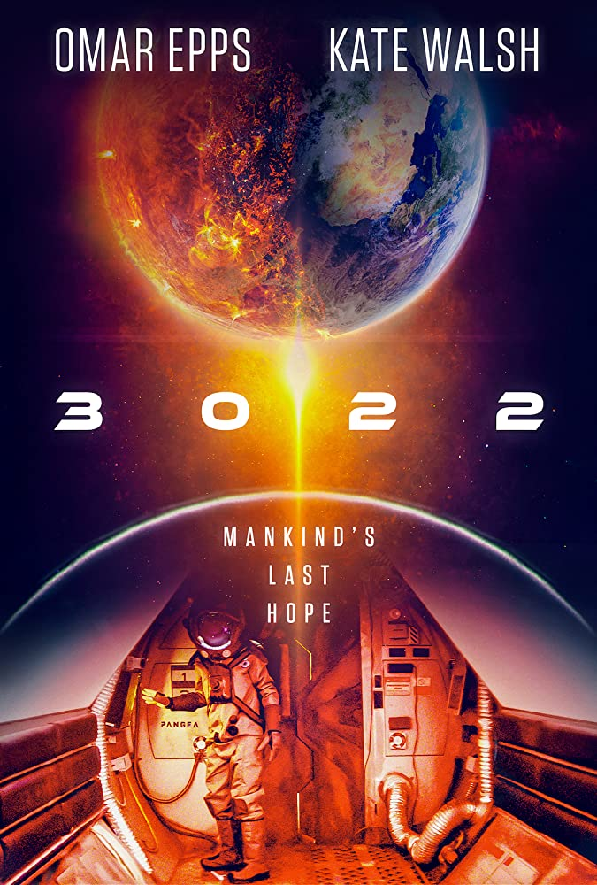 3022 2019 English 720p HDRip 800MB Download