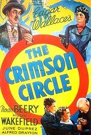 The Crimson Circle Poster