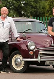 Salvage Hunters: Classic Cars Poster