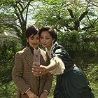 Saki Terashima and Anne Watanabe in Sakura no sono (2008)