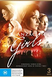 Anzac Girls: The Casting and Main Characters Poster