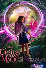 Siena Agudong and Izabela Rose in Upside-Down Magic (2020)