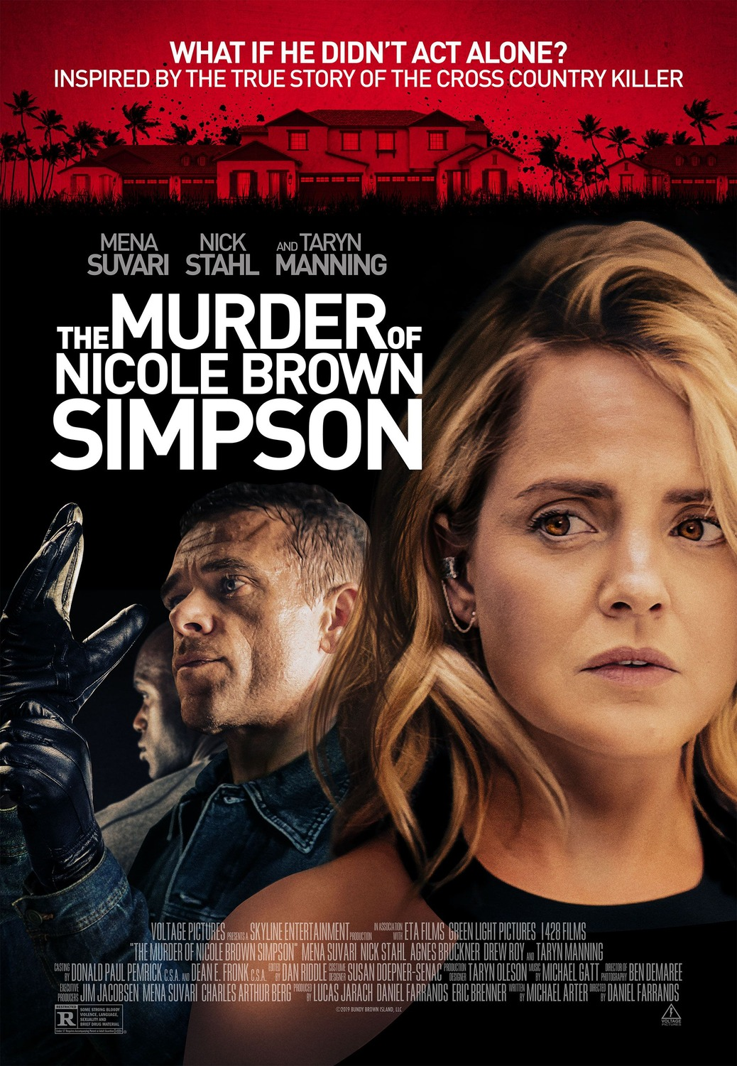 Image result for the murder of nicole brown simpson poster
