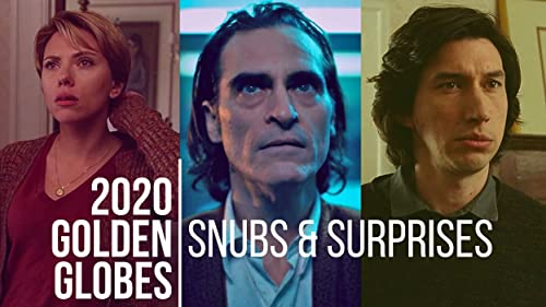 2020 Golden Globes Snub Women Filmmakers