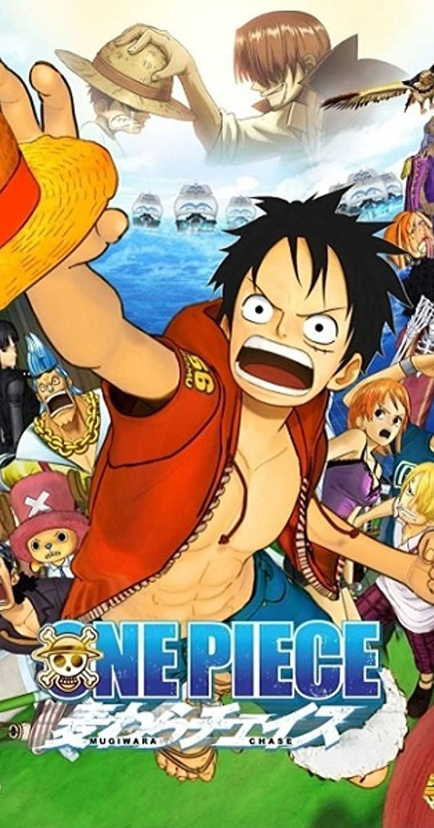 Đảo Hải Tặc 11: Truy Tìm Mũ Rơm -One Piece Movie 11: Straw Hat Chase (2011)