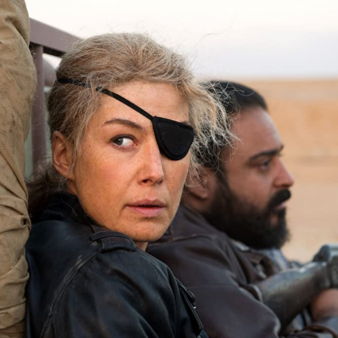 Rosamund Pike in A Private War (2018)