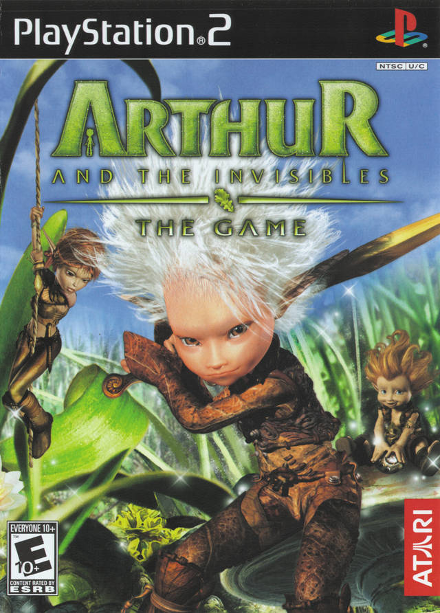 Arthur and the Invisibles: The Game (Video Game 2006) - IMDb