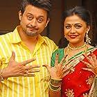 Swapnil Joshi and Prarthana Behere in Fugay (2017)