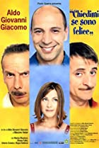 Chiedimi se sono felice (2000) Poster