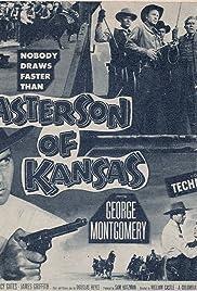 Masterson of Kansas(1954) Poster - Movie Forum, Cast, Reviews