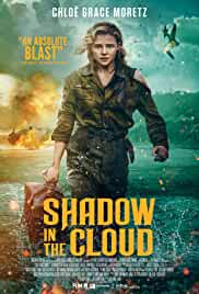 Shadow in the Cloud (2020) HDRip English Movie Watch Online Free