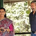 Vidya Balan and Neeraj Kabi in Sherni (2021)