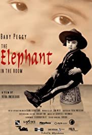 Baby Peggy, the Elephant in the Room Poster