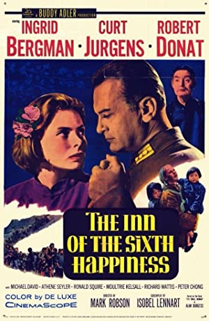 Where to stream The Inn of the Sixth Happiness
