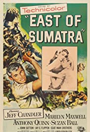 East of Sumatra Poster