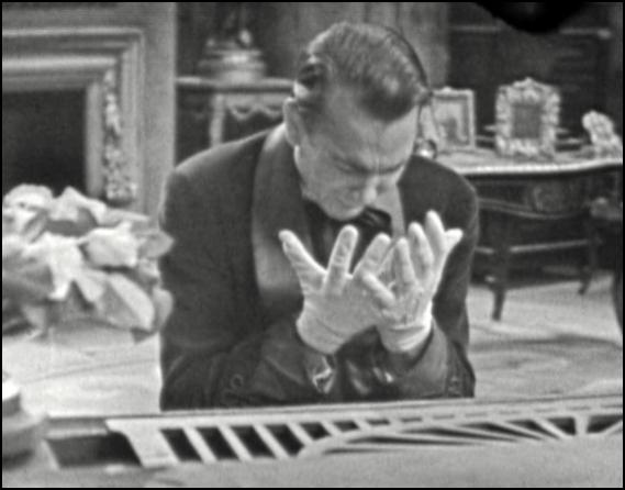 Denholm Elliott in Hour of Mystery (1957)