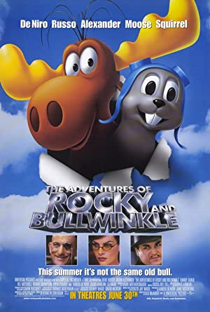 Animation The Adventures of Rocky & Bullwinkle Movie