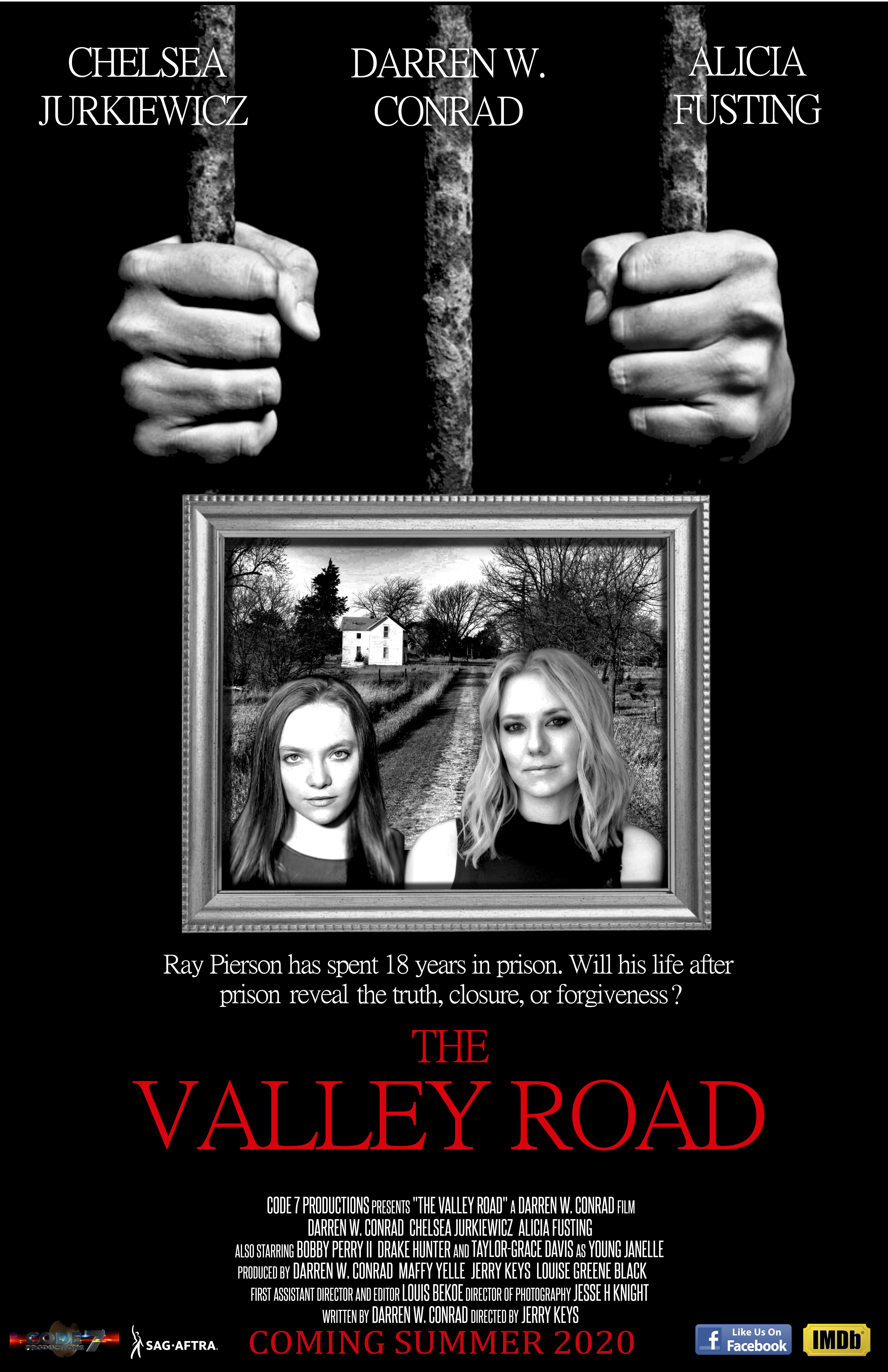 The Valley Road (2020) - IMDb