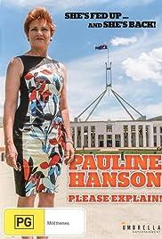 pauline hanson please explain tv movie 2016 imdb