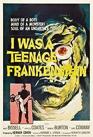 I Was a Teenage Frankenstein(1957) Poster - Movie Forum, Cast, Reviews