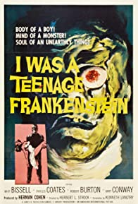 Primary photo for I Was a Teenage Frankenstein