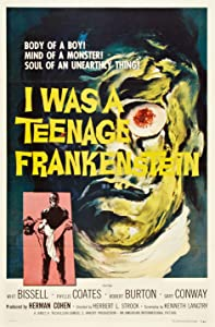 I Was a Teenage Frankenstein USA