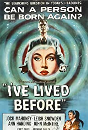I've Lived Before Poster