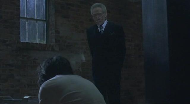 Shunji Fujimura and Ken'ichi Matsuyama in L: Change the World (2008)