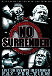TNA Wrestling: No Surrender Poster