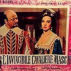 Hélène Chanel and Daniele Vargas in L'invincibile cavaliere mascherato (1963)