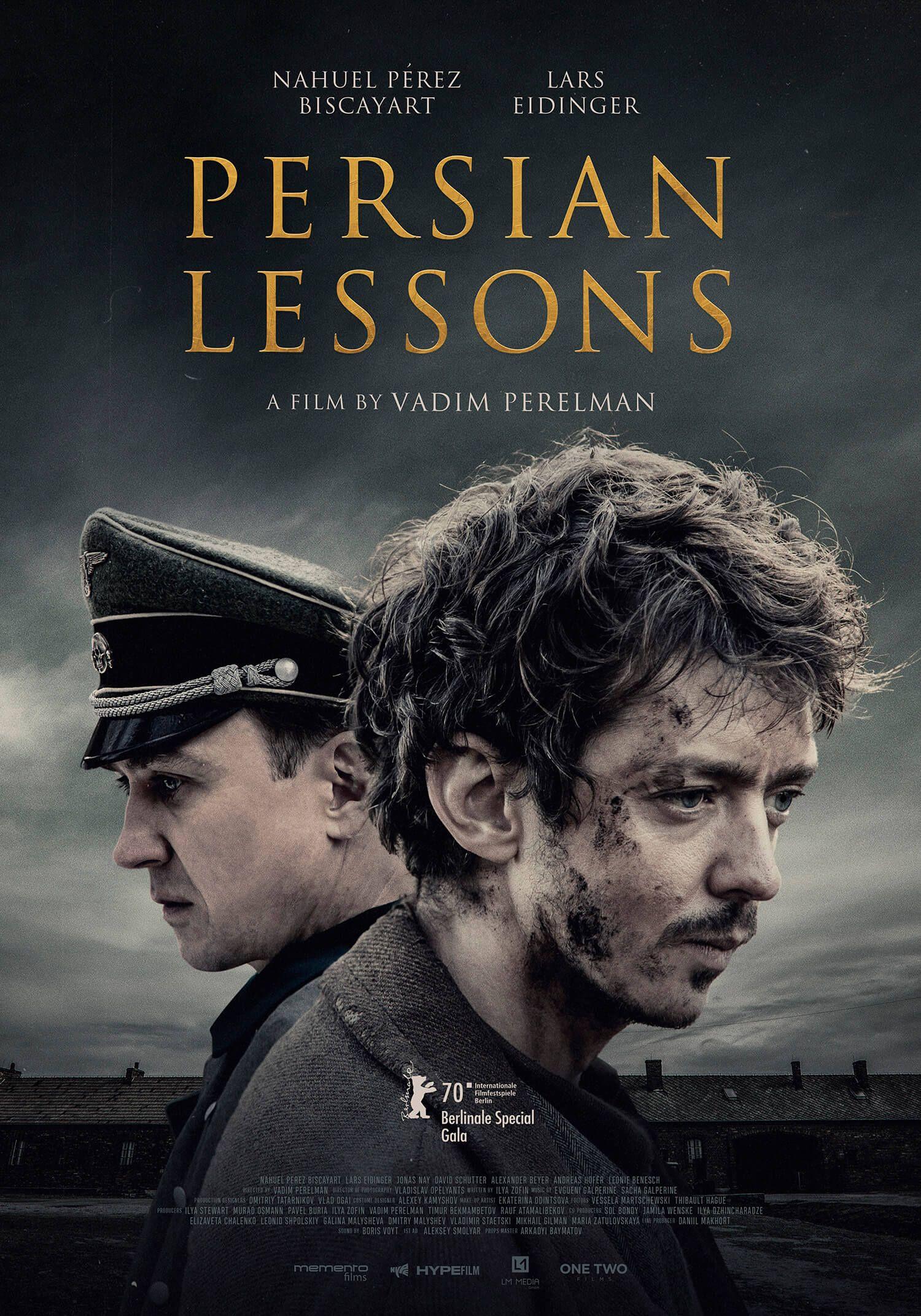 Persian Lessons (2020) - IMDb