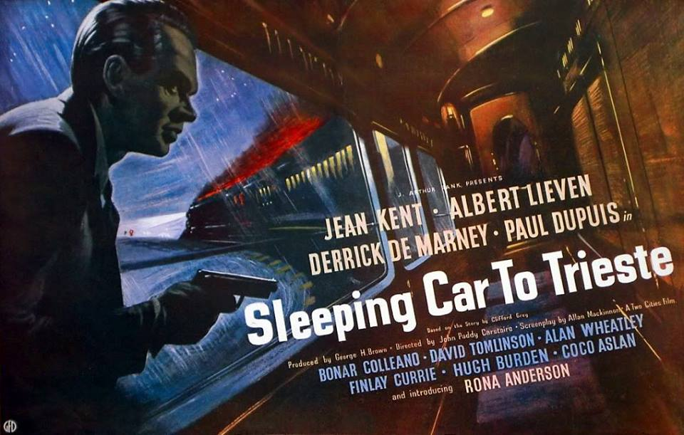 Sleeping Car to Trieste (1948)