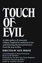 Touch of Evil (2011) Poster