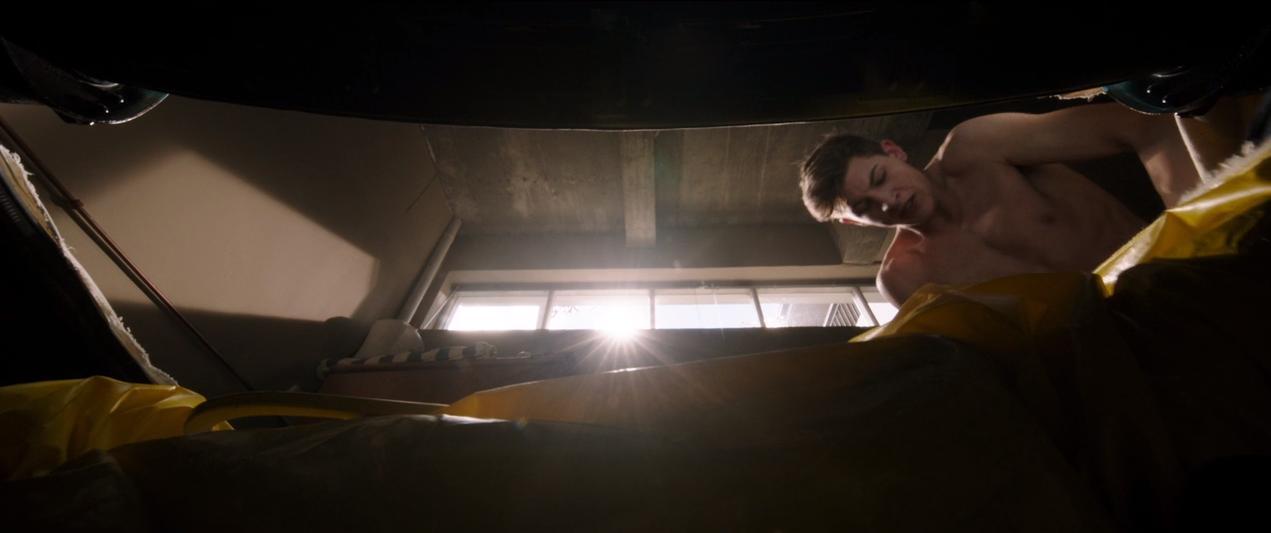 Tye Sheridan in Detour (2016)