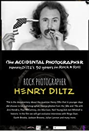 The Accidental Photographer-Henry Diltz