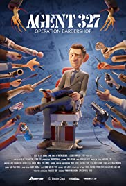 Agent 327: Operation Barbershop Poster