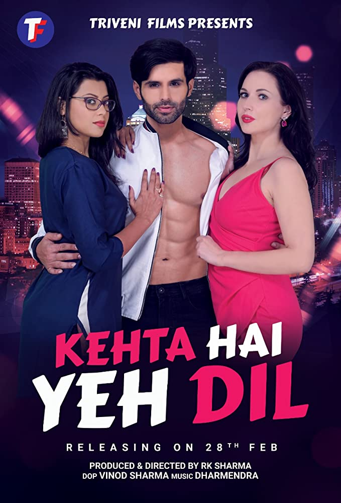 Kehta Hai Yeh Dil 2020 Hindi Movie 720p HDRip 700MB x264 AAC