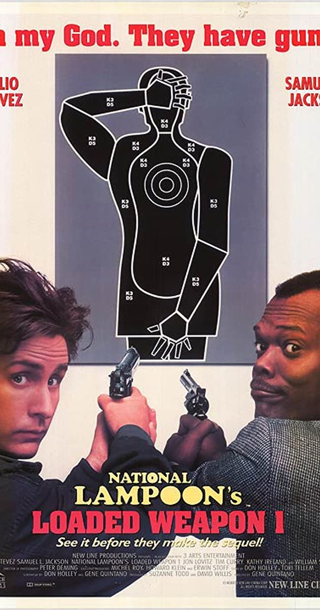 Loaded Weapon 1 (1993) - IMDb