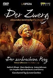 Zemlinsky: The Dwarf Poster