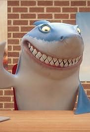 Hungry Shark Shorts Poster