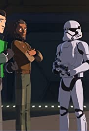 The First Order Occupation Poster