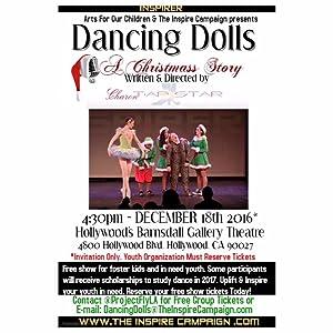 2016 Dancing Dolls a Christmas Story