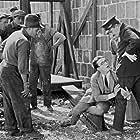 Harold Lloyd and Charles Stevenson in Never Weaken (1921)