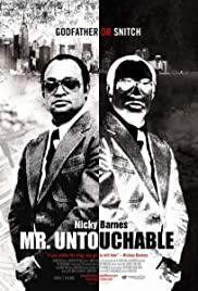 Mr. Untouchable (2007) starring Leroy 'Nicky' Barnes on DVD on DVD