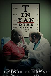 Tiny and the Optometrist Poster