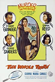 The Whole Truth (1958) Poster - Movie Forum, Cast, Reviews
