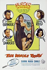 Recommend me a comedy movie to watch The Whole Truth UK [2048x2048]