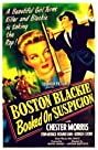 Boston Blackie Booked on Suspicion (1945) Poster