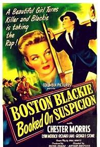 Primary photo for Boston Blackie Booked on Suspicion